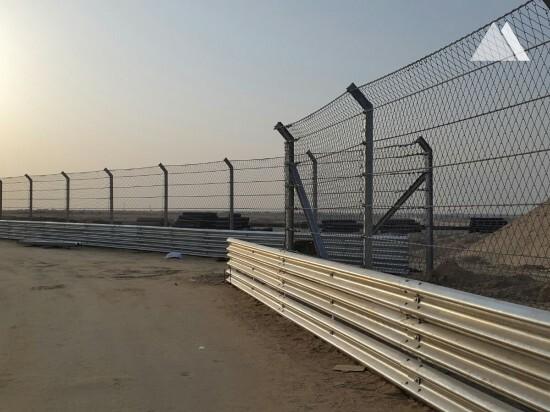 Yarış parkurları - Kuwait Motor Town 2018
