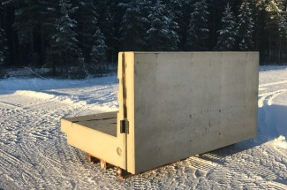 Skellefteå Drive Center 2018 2018 - Geobrugg