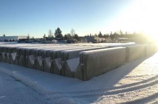 Skellefteå Drive Center 2018 - Geobrugg