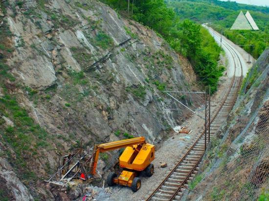 Valjevo-Resnik, Serbia 2017 - Geobrugg