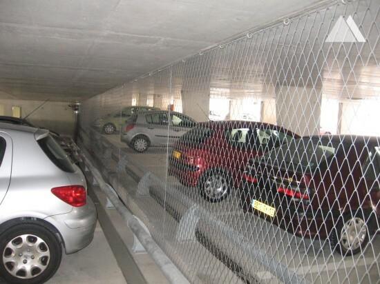 Parking Vallier 2010 - Geobrugg