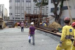 Защита от осколков при взрывах - Porto Maravilha 2013