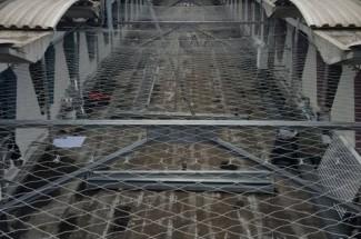 Copertura Mercato MAAP Padova 2017 - Geobrugg