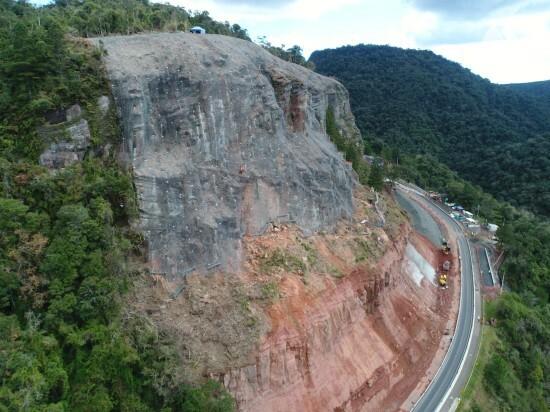 Serra do Espigão 2017 - Geobrugg