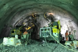 矿井/隧道 - Alto Maipo Underground 2016