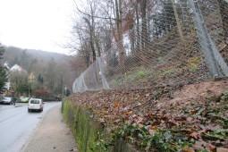 Steigerweg, Heidelberg 2014 - Geobrugg