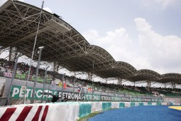 Sepang International Circuit 2013 - Geobrugg