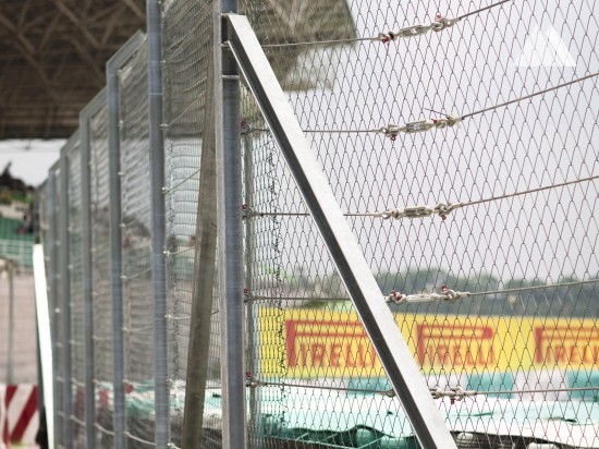 Sepang International Circuit 2013 - Geobrugg