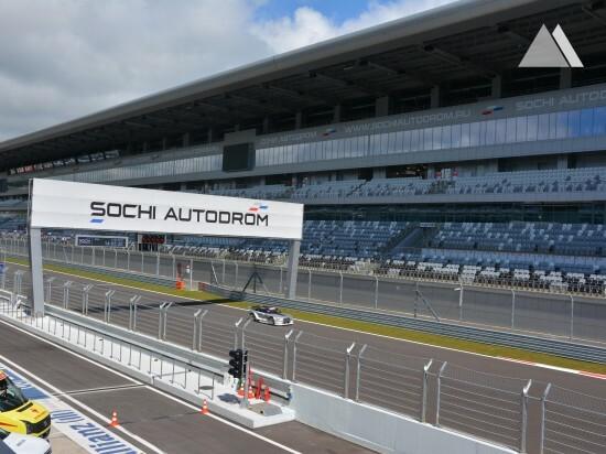 Race Tracks - Sochi Autodrom 2014