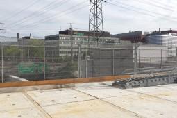 Delimitarea drumurilor - Stelzentunnel Construction Site Protection 2016