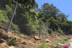 Moloz akışına ve heyelana karşı koruma - Bulli Pass (1) 2017