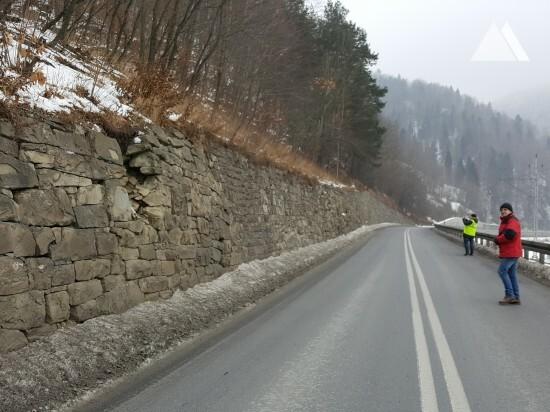 Piwniczna Zdrój DW971 2017 - Geobrugg