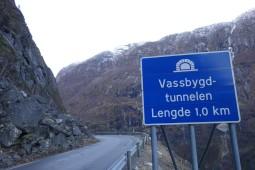 Sogn: Aurlandsvangen - Vassbygdi 2011 - Geobrugg