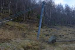 Sogn - Aurland Fv53 2011 - Geobrugg