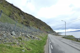 Honningsvåg 2012 - Geobrugg