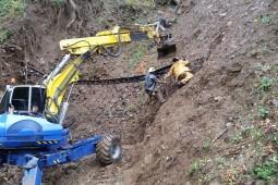 Debris Flow & Shallow Landslide Protection - Cape Horn, State Road 14 2017