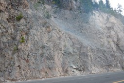 Slope Protection - Cascade Mountain, US Highway 12 2017