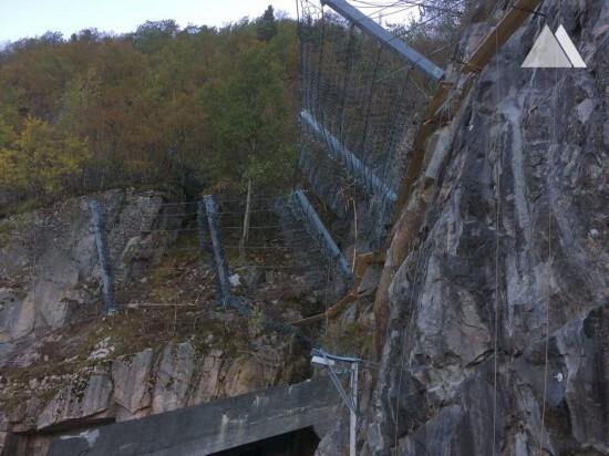 Trondheim Fv710 2017 - Geobrugg