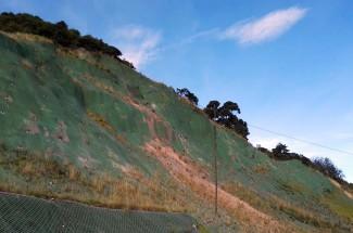 Porvenir Neighborhood Bogota 2015 - Geobrugg