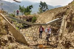 Quebrada Los Curos 2015 - Geobrugg