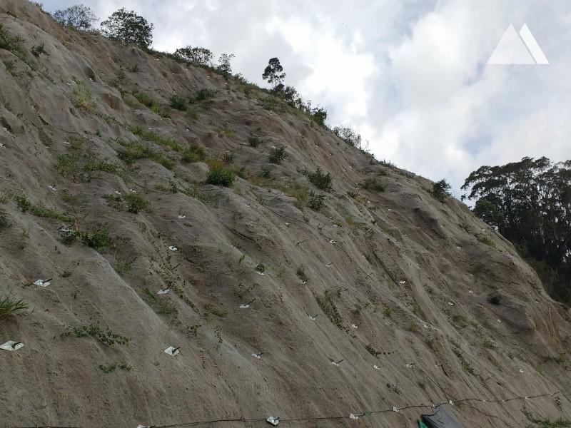 边坡稳定 - Cucuta Pamplona Hill 2015