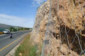 Bogota - Girardot Highway 2014 - Geobrugg