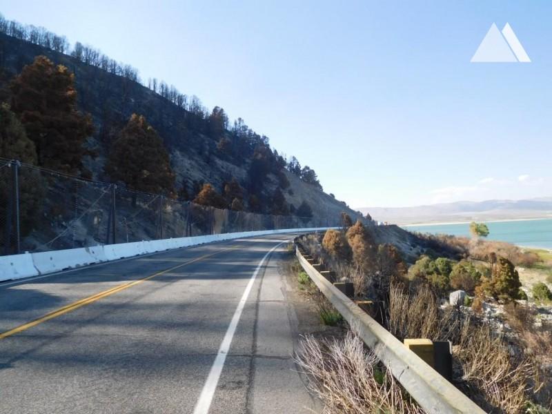 Route 395 Lee Vining 2016 - Geobrugg