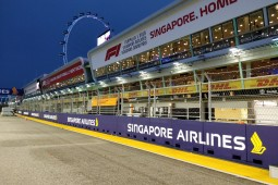 Singapore GP 2018 - Geobrugg