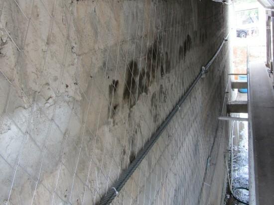 Estabilização de taludes - Lago Emperador 2018