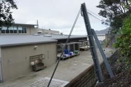 Estabilização de taludes - Coastal Ecology Lab, Victoria University of Wellington 2018
