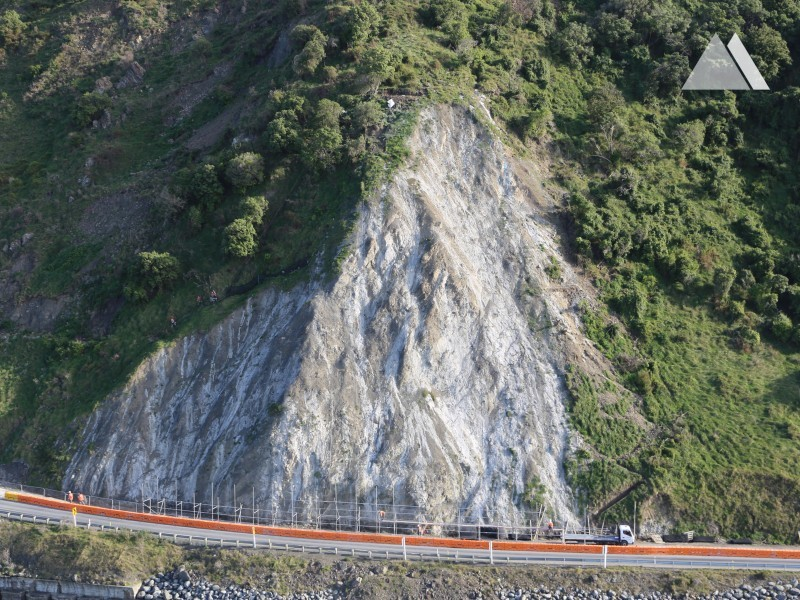 Kaikoura State Highway 1 (SR24 30) 2017 - Geobrugg