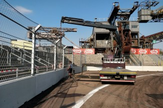 Circuits de course - Iron Drift King - Ferropolis 2018