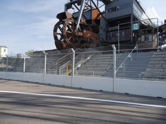 Iron Drift King - Ferropolis 2018 - Geobrugg