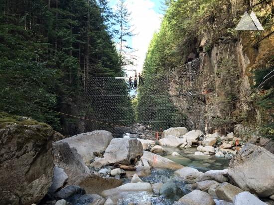 Debris Flow & Shallow Landslide Protection - Britannia Creek 2018