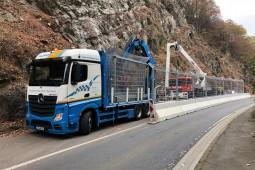 Delimitarea drumurilor - Bärenstein Werdohl - B229 2018