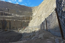 Kanmantoo Copper Mine 2019 - Geobrugg