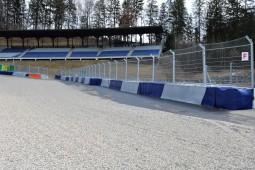Piste de concurs - Red Bull Ring, T4 Umbau 2019