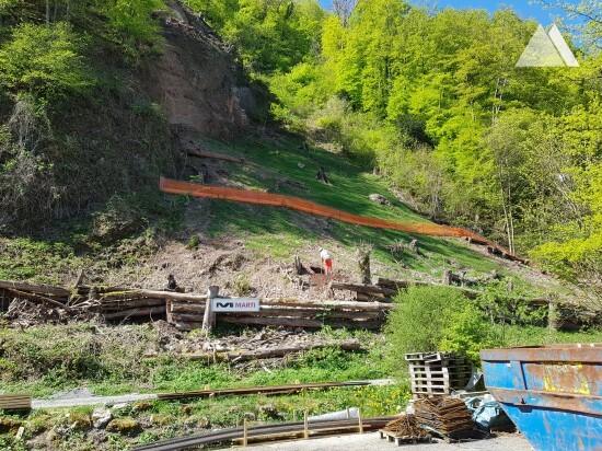 Alte Gasse 2018 - Geobrugg