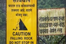 National Highway 222, Malchej Ghat 2014 - Geobrugg