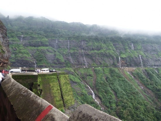 National Highway 222, Malchej Ghat 2014 - Geobrugg
