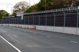 TT Isle of Man 2015 - Geobrugg