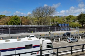 TT Isle of Man 2015 - Geobrugg