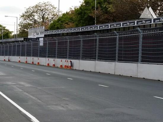 Race Tracks - TT Isle of Man 2015