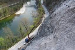 Şev ve Yamaç koruma - Zagorje-Trbovlje 2019