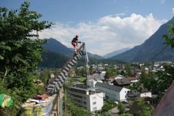 Bludenz-Unterstein 2015 - Geobrugg