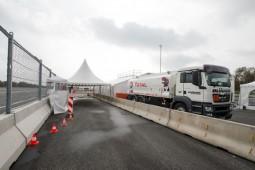 Circuiti e aree di collaudo - Mazda 6 Rekordjagd 2014