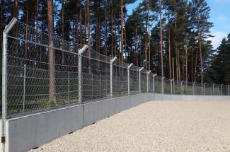Bikernieku Trase - upgrade 2015 - Geobrugg