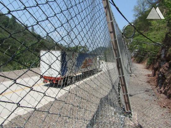 Protection contre les glissements de terrain et les laves torrentielles - El Florido - Los Ranchos 2019