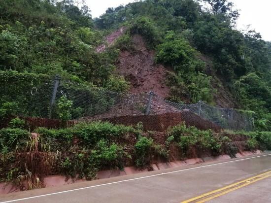 Protecţia împotriva torenţilor şi a alunecărilor superficiale - El Florido - Los Ranchos 2019