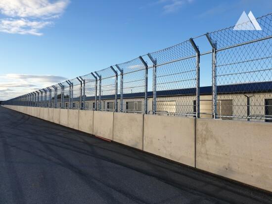 Circuitos de competição - Skellefteå Drive Center 2019 - Pit Wall 2019